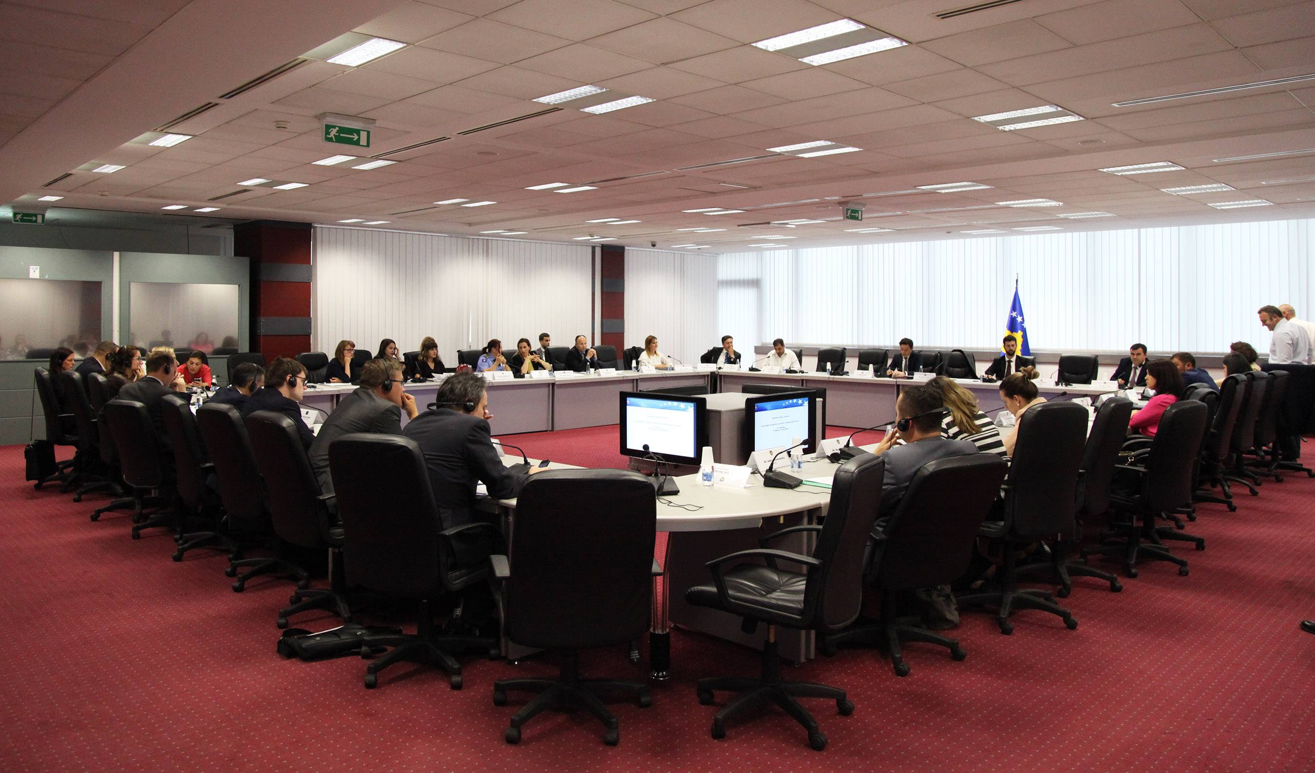 Kosovo and European Union held 2nd Stabilisation and Association Agreement Sub-committee on Justice, Freedom and Security