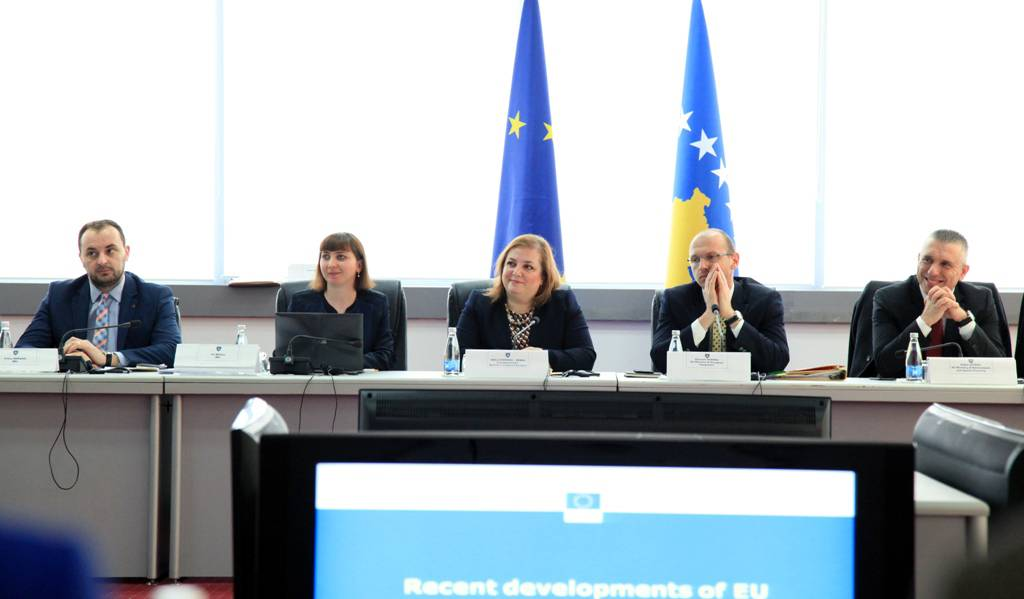 Kosovo and European Union held 1st SAA Sub-committee on Transport, Environment, Energy, Climate and Regional Development