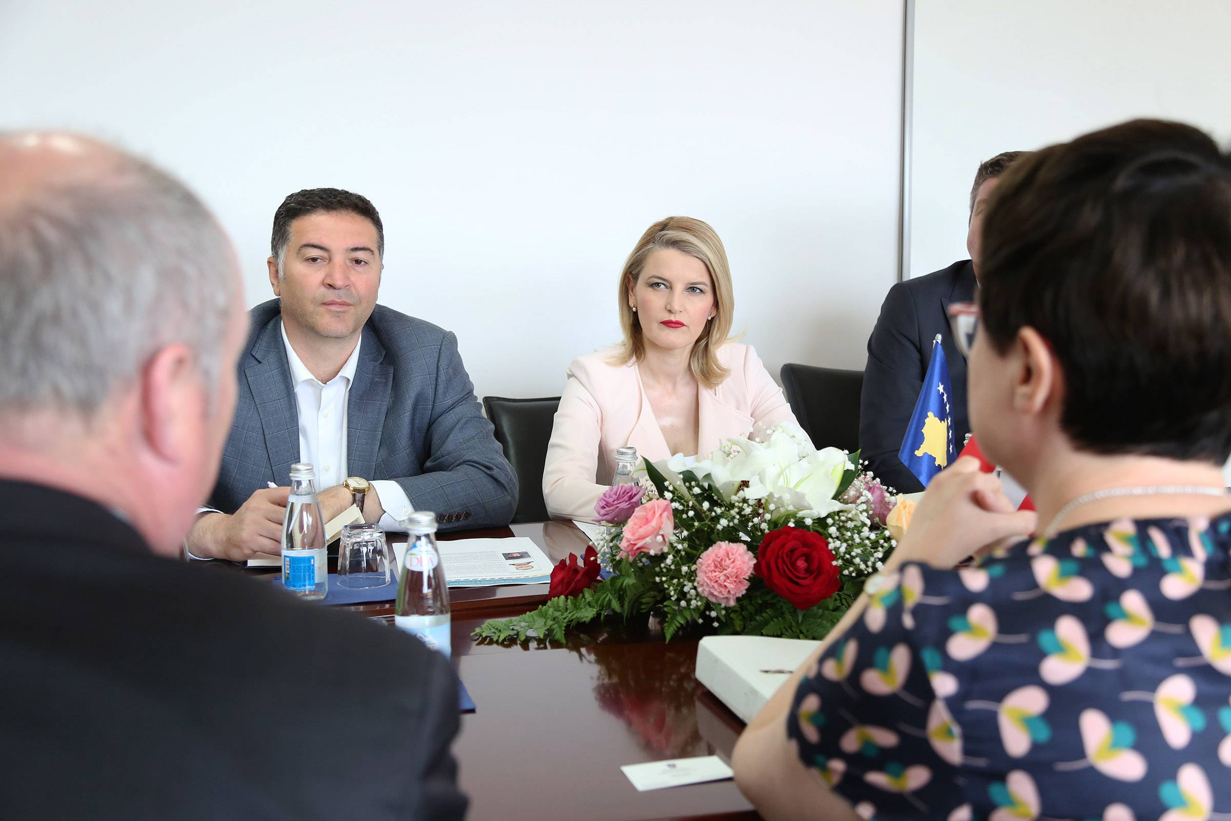 Minister Hoxha: The support of the Austrian Development Agencies is a continuation of an excellent cooperation
