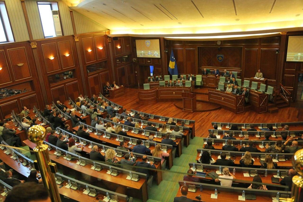 Approval of the Draft Law on Ratification of the Financial Agreement for IPA 2018: EUR 90.5 million support for Kosovo